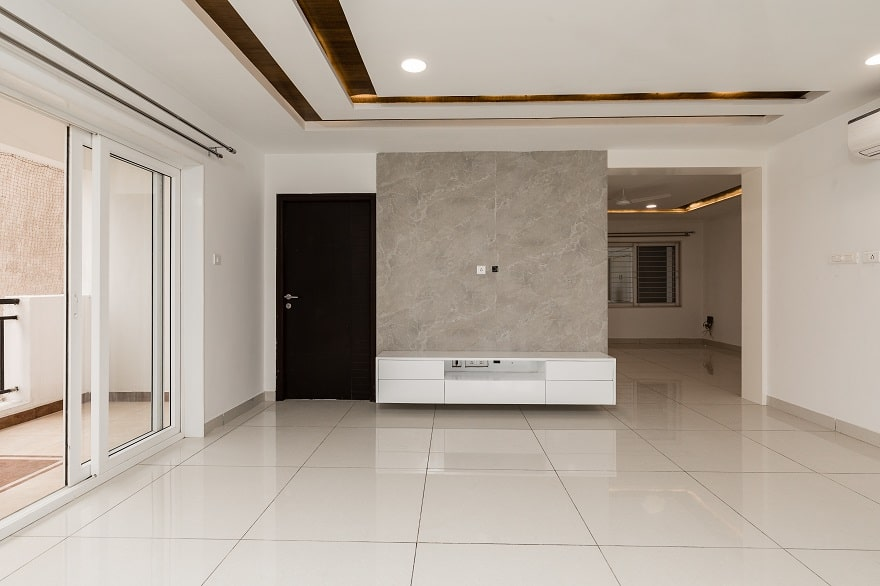 Moving to India - Luxury unfurnished apartment in India