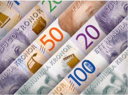 Moving to Sweden - Swedish bank notes